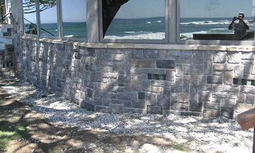 Manufactured Stone Masonry